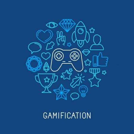 Photo explaining different features of Gamification